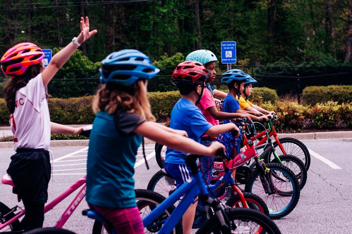 How to Ride a Bike for Kids