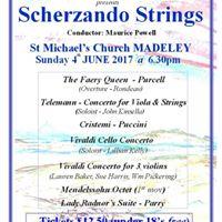 Scherzando Strings Concert