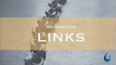 Rainmakers LINKS Networking Event