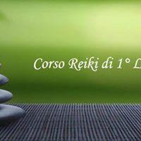 1 Livello Reiki Usui Shiki Rioho ( Lignaggio Occidentale )