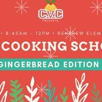 [CVC] Cooking School GINGERBREAD EDITION