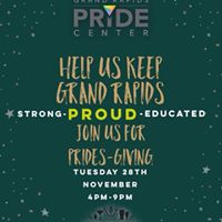 Prides Giving