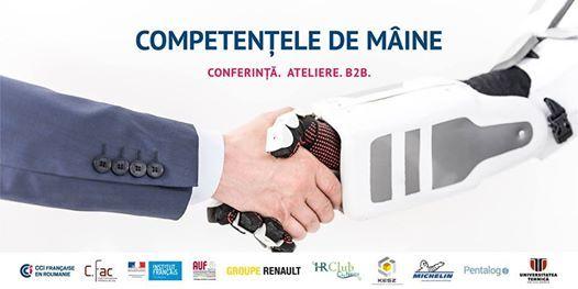 Conferinta Competentele de Maine la Cluj-Napoca