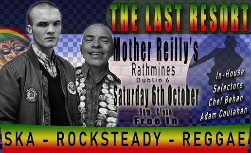 The Last Resort ska night