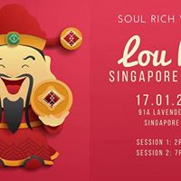 Soul Rich Woman CNY LOU HEI SG Meetup Session 1
