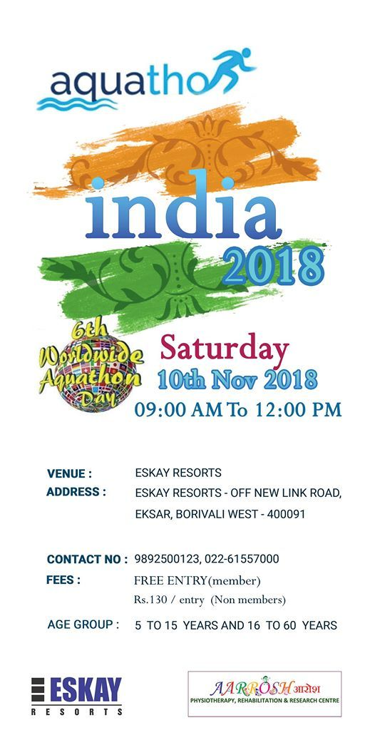 Aquathon India 2018