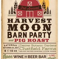 Veterans to Farmers 3rd Annual Barn Party