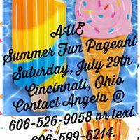 Summer Fun Cincinnati Ohio