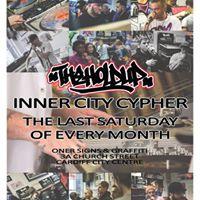 Inner City Cypher (October)