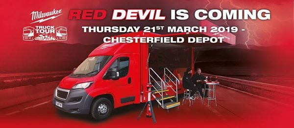 Milwaukee Red Devil - Chesterfield