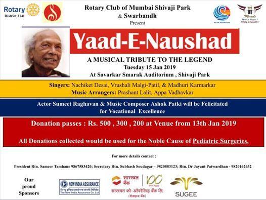 Rotaract Club of Mumbai Shivaji Park