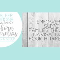 The Newborn Masterclass 0-12 Weeks - &quotNavigating The Fourth Trimester&quot
