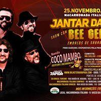 Jantar Show com os Bee Gees Alive