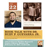 Book Talk for Becoming Mexipino by Rudy Guevarra