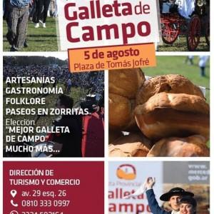 3 Fiesta de la Galleta de Campo en Toms Jofr