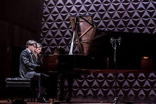 Duo AMA - piano solo e a quatro mos