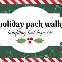Holiday Pack Walk