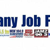 Albany Job Fair &amp SBA Showcase
