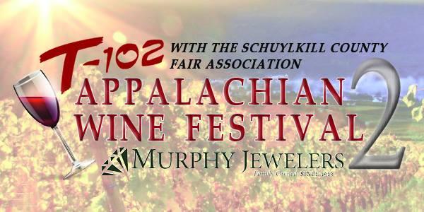 2017 T-102 Murphy Jewelers Appalachian WINE Festival