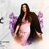 Dragana Mirkovic - Live in Toronto