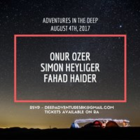Adventures In The Deep w Onur Ozer