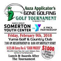 Auza Applicators Gone Golfing Tournament