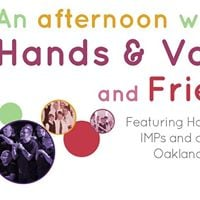 An afternoon with Hands &amp Voices and Friends