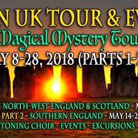 14-days Kryon UK Tour