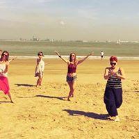 Movement &amp DANCE at the Beach Breskens