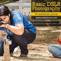 Basic DSLR Photography Weekend Course 71st Batch