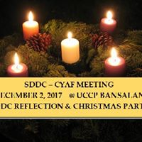 Sddc-cyaf meeting sddc-reflection &amp christmas party