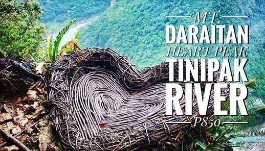 Mt. Daraitan Tanay Rizal