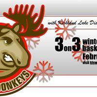 Swampdonkeys 3 on 3 Basketball
