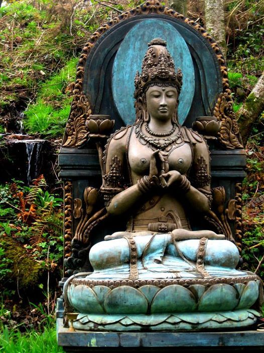 Resilience Compassion and the Feminine Principle in Buddhism