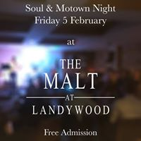 Soul &amp Motown Night with DJ Kenny G