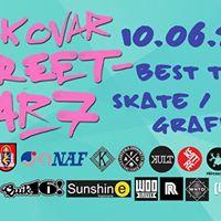 Vukovar Street Art 7 (skate inline graffiti)  10. 06. 2017