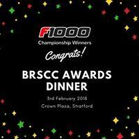 BRSCC Awards Dinner