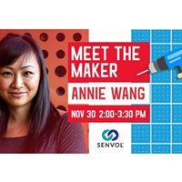 Meet The Maker - Annie Wang