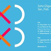 John Digweed at Slakthuset