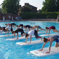 Try Floatfit HIIT On Water