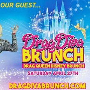 Disney Drag Diva Brunch