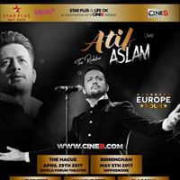 Atif Aslam Live in Concert Glasgow