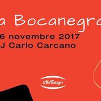 La Bocanegra y su tango  Carcano dj con lab di musicalit