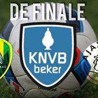 Bekerfinale 2017 ADO -ajax