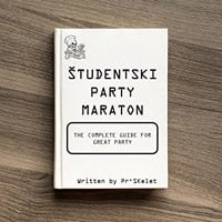 tudentski Party Maraton  Pon Tor Sre 2-4.10.2017
