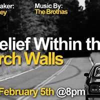Unbelief Within the Church Walls
