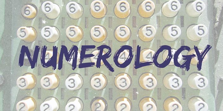 Discover Numerology & Create Your Own Numerology Charts Workshop