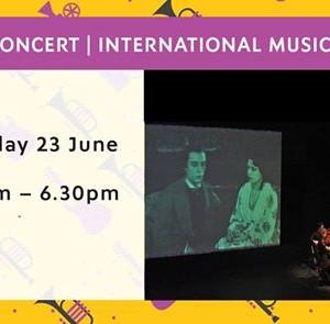 Cin-concert  International Music Day
