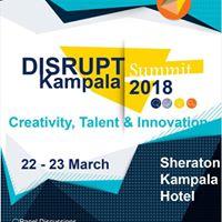 Disrupt Kampala Summit