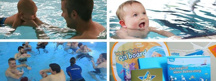 Taster lesson in a warm pool near you